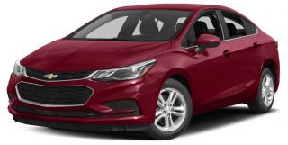 Used 2018 Chevrolet Cruze LT AUTO for sale in Scarborough, ON