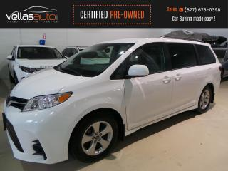 Used 2019 Toyota Sienna LE 8-Passenger LE| DUAL P/DOORS| HEATED SEATS| R/CAMERA for sale in Vaughan, ON