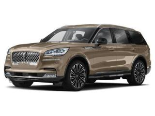 New 2020 Lincoln Aviator Reserve for sale in Edmonton, AB
