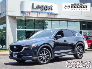 Used 2017 Mazda CX-5 Grand Touring for sale in Burlington, ON