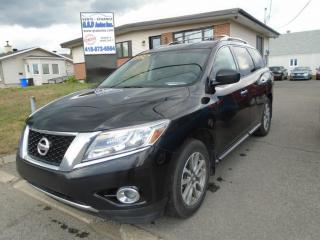 Used 2014 Nissan Pathfinder SV for sale in Ancienne Lorette, QC