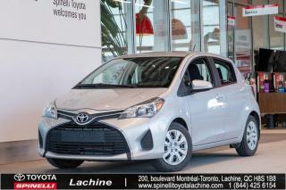 Used 2016 Toyota Yaris LE for sale in Lachine, QC