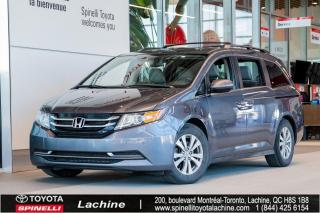 Used 2016 Honda Odyssey EX-L WITH RES DVD!! 8 PASS! for sale in Lachine, QC
