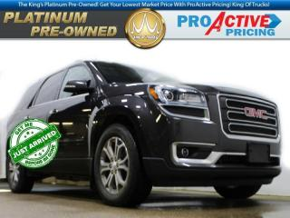 Used 2016 GMC Acadia SLT2 | AWD | V6 | 7 Passenger | HTD & Cooled Bucke for sale in Virden, MB