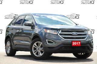 Used 2017 Ford Edge SEL 201A / SUNROOF / NAVIGATION for sale in Kitchener, ON