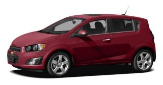 Used 2012 Chevrolet Sonic LT for sale in Ancaster, ON