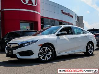 Used 2018 Honda Civic LX for sale in Milton, ON