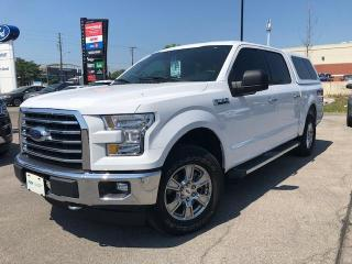 Used 2017 Ford F-150 XLT 4X4 CREW ! SUPER CLEAN ONE OWNER!! for sale in Hamilton, ON