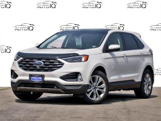 Used 2019 Ford Edge Titanium TITANIUM! NAVIGATION AWD for sale in Hamilton, ON