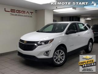 New 2020 Chevrolet Equinox LS - Heated Seats for sale in Burlington, ON