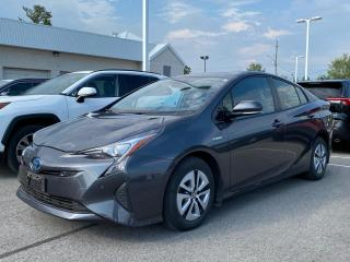 Used 2016 Toyota Prius Technology TECHNOLOGY ADVANCED PKG! for sale in Cobourg, ON