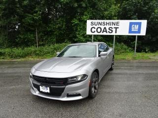 Used 2017 Dodge Charger SXT for sale in Sechelt, BC