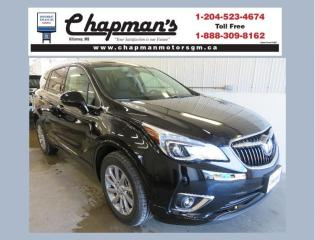 New 2020 Buick Envision Essence Remote Start, Heated Seats, HD Rear Vision Camera for sale in Killarney, MB