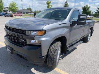 New 2020 Chevrolet Silverado 1500 Work Truck for sale in Carleton Place, ON