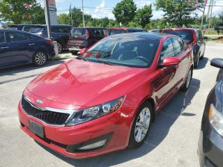Used 2013 Kia Optima EX+ for sale in Hamilton, ON