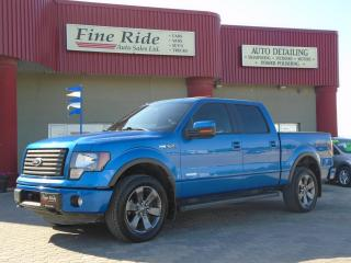 Used 2012 Ford F-150 FX4 for sale in West Saint Paul, MB