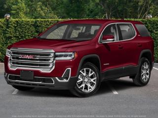 New 2020 GMC Acadia SLE for sale in Winnipeg, MB