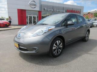 Used 2017 Nissan Leaf for sale in Peterborough, ON