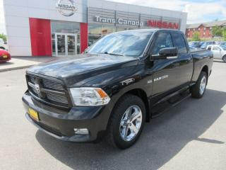 Used 2011 Dodge Ram 1500 for sale in Peterborough, ON