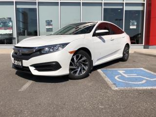 Used 2016 Honda Civic EX for sale in Whitchurch-Stouffville, ON