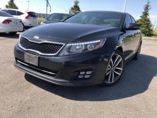 Used 2014 Kia Optima SX TURBO for sale in Whitchurch-Stouffville, ON