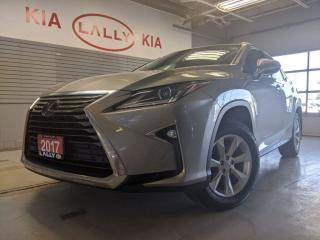 Used 2017 Lexus RX 350 Leather, Pano Roof, Bluetooth, back-up cam for sale in Chatham, ON