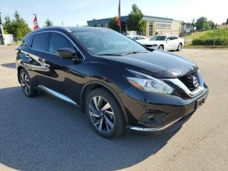 Used 2016 Nissan Murano AWD Platinum, HTD Seats & Wheel, Pano Sunroof, Nav for sale in Ingersoll, ON