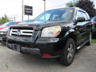 Used 2008 Honda Pilot SE-L for sale in St. Thomas, ON