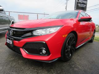 Used 2019 Honda Civic Sport for sale in St. Thomas, ON