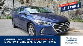 Used 2018 Hyundai Elantra GL Like new! No accidents! Heated Steering Wheel! for sale in Sudbury, ON
