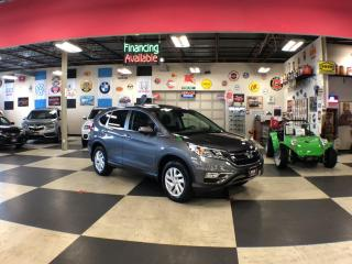 Used 2016 Honda CR-V EX AWD AUT0 SUNROOF H/SEATS BACKUP CAMERA 115K for sale in North York, ON