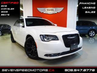 Used 2015 Chrysler 300 300S | ACCIDENT FREE | CERTIFIED | BEATS | FINANCE @ 4.65% for sale in Oakville, ON