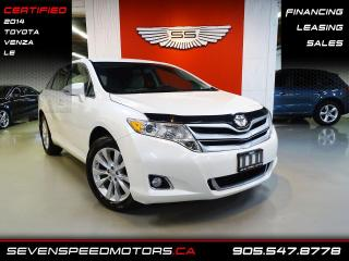 Used 2014 Toyota Venza for sale in Oakville, ON