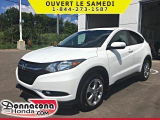 Used 2018 Honda HR-V EX AWD *GARANTIE 10 ANS / 200 000 KM* for sale in Donnacona, QC