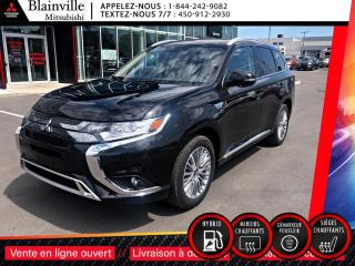 Used 2020 Mitsubishi Outlander Phev SE for sale in Blainville, QC