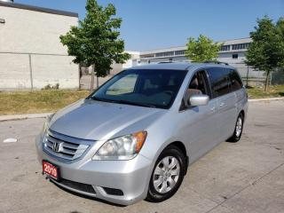 Used 2010 Honda Odyssey EX, DVD, 8 Passengers, 3/Y Warranty availabl for sale in Toronto, ON