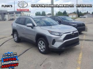 New 2020 Toyota RAV4 LE AWD  Includes Winter Tires on Steel Rims   $1300 value for sale in Steinbach, MB
