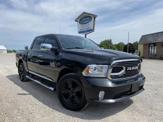 Used 2016 RAM 1500 Limited, Diesel for sale in Ridgetown, ON