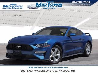 Used 2018 Ford Mustang for sale in Winnipeg, MB