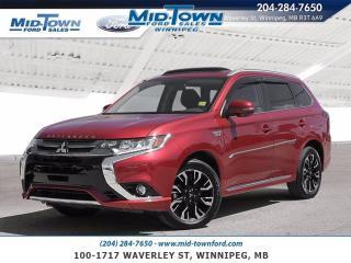 Used 2018 Mitsubishi Outlander AWD for sale in Winnipeg, MB