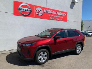 Used 2019 Toyota RAV4 LE AWD LE for sale in Edmonton, AB