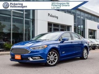 Used 2017 Ford Fusion Energi ENERGI HYBRID!! LOADED! PIEV! for sale in Pickering, ON