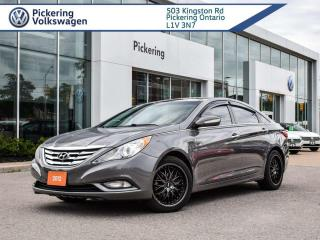 Used 2012 Hyundai Sonata LIMITED for sale in Pickering, ON