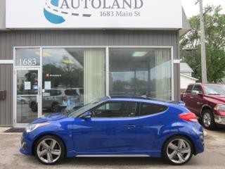 Used 2013 Hyundai Veloster Turbo for sale in Winnipeg, MB