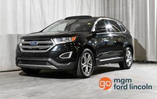 Used 2016 Ford Edge Titanium AWD for sale in Red Deer, AB