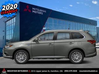 New 2020 Mitsubishi Outlander Phev SE  - Heated Seats for sale in Mount Hope (Hamilton), ON