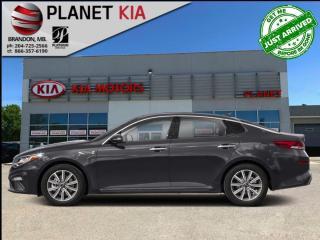 New 2020 Kia Optima EX - Leather Seats - Heated Seats for sale in Brandon, MB