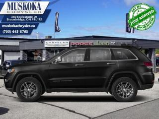 New 2020 Jeep Grand Cherokee Limited  - Navigation for sale in Bracebridge, ON