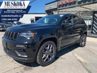 New 2020 Jeep Grand Cherokee Limited X  - Leather Seats for sale in Bracebridge, ON