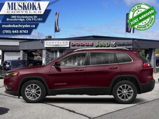 New 2020 Jeep Cherokee Limited  - Navigation -  Uconnect for sale in Bracebridge, ON